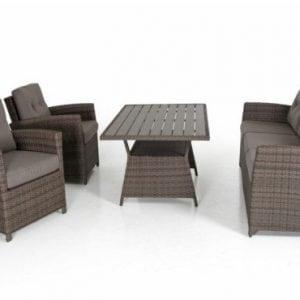Soho-poilsio-komplektas-valgomojo-komplektas-sofa-fotelis-paaukstintas-kavos-staliukas-lauko-baldai-Brafab-bjarnum