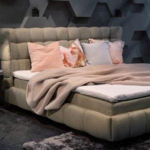 Miegamojo lova Mario Furninova bjarnumbaldai