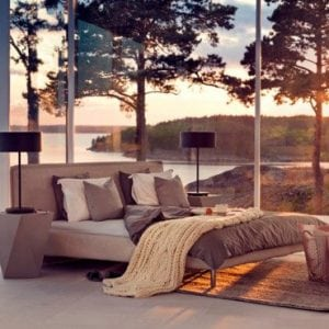 Miegamojo lova Norfolk Furninova bjarnumbaldai