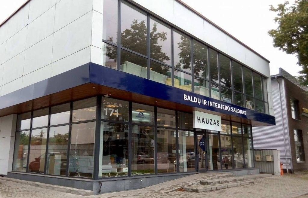 Naujas salonas Kaune – Savanorių pr. 171