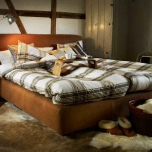 Miegamojo lova Shabby furninova bjarnumbaldai