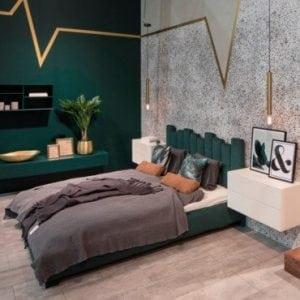 Miegamojo lova Tiramisu Furninova_bjarnum baldai